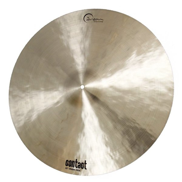 Dream Cymbal Contact Series 22''Crash/Ride