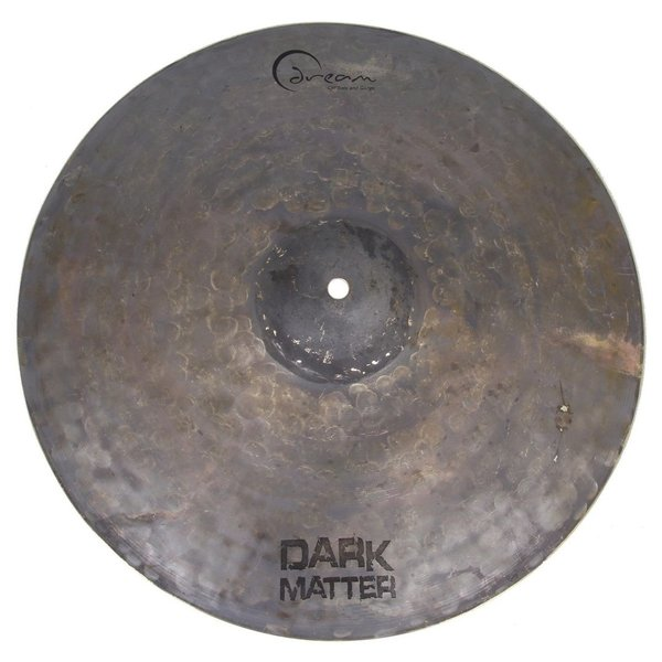 "Dream Cymbal Dark Matter Energy 20"" Ride"