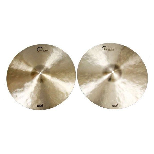 Dream Cymbals Contact Series Hi Hat - 16''