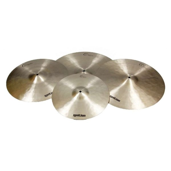 "Dream Ignition Series 4 Piece Cymbal Pack 14''/16''/18""/22''"