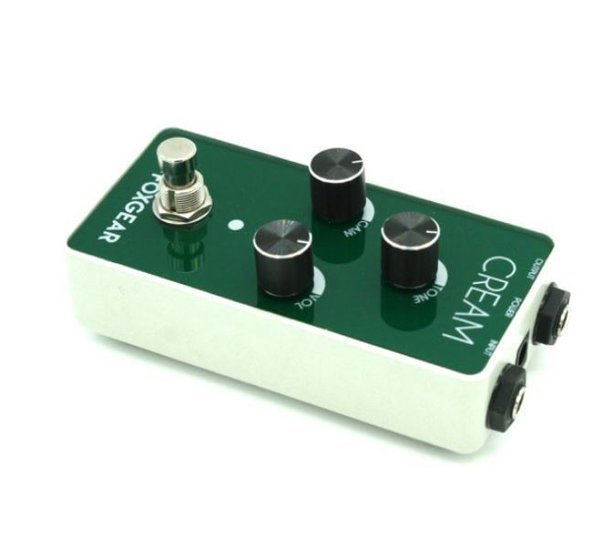 Foxgear Cream, overdrive / booster