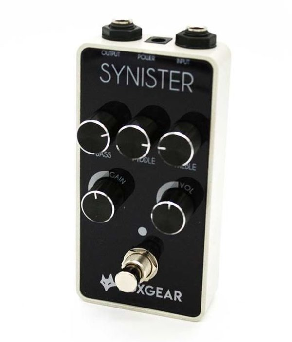 Foxgear Synister Distortion