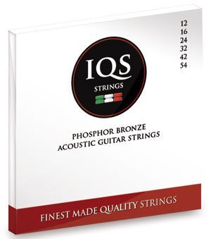 IQS Acoustic Phosphor Bronze strings