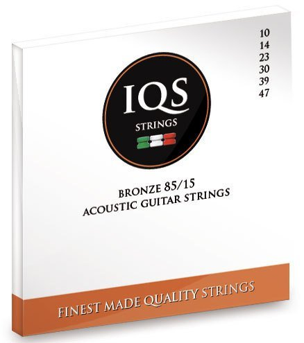 IQS Acoustic Bronze 85/15