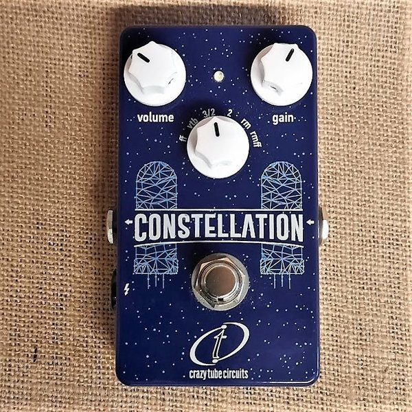 Crazy Tube Cirquits Constellation Fuzz