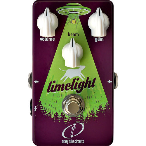 Crazy Tube Cirquits Limelight Fuzz/Distorsion