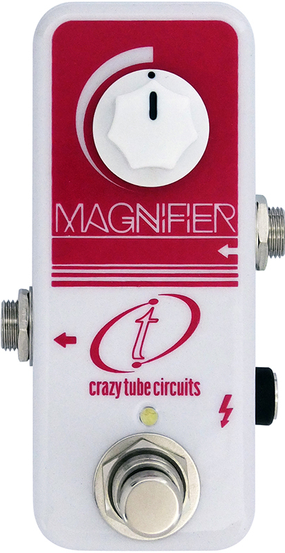 Crazy Tube Cirquits Magnifier Boost