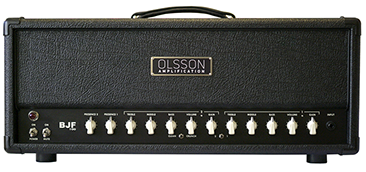 OLSSON BJF100 2-CHANNEL HEAD