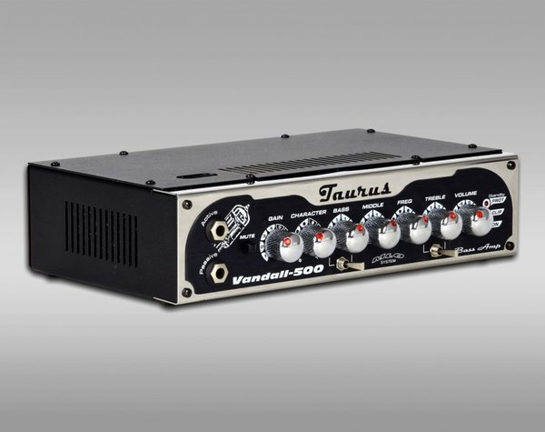 Taurus Vandall 500 bass head