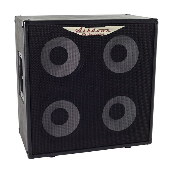 Ashdown RM-410-EVO 600W 8 Ohm 4 x 10 + tweeter bass cabinet