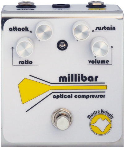 Mastro Valvola Millibar - optical compressor