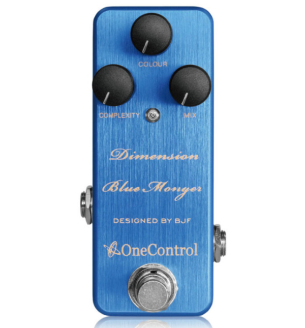One Control Dimension Blue Monger, flanger/chorus