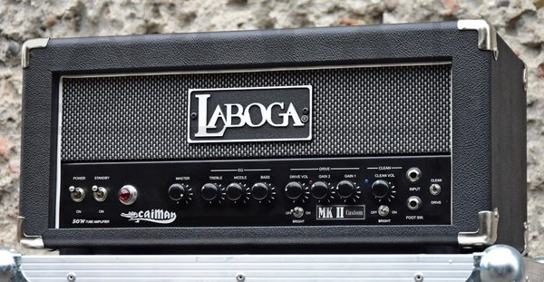 Laboga Caiman 50w head