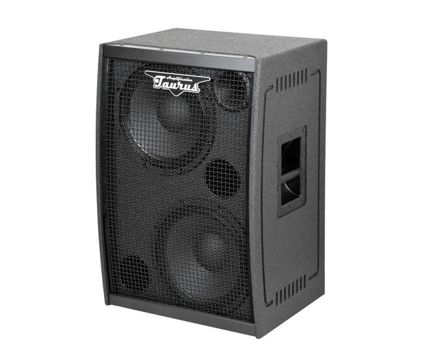 Taurus Bass Speaker Cabinet TH-212 600Watt 2x12""