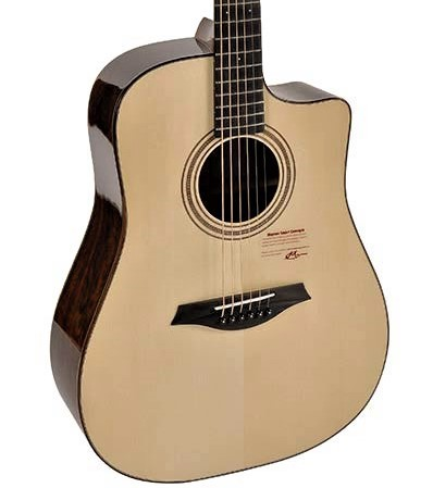 Mayson D9/SCE1 Luthier Series dreadnought model
