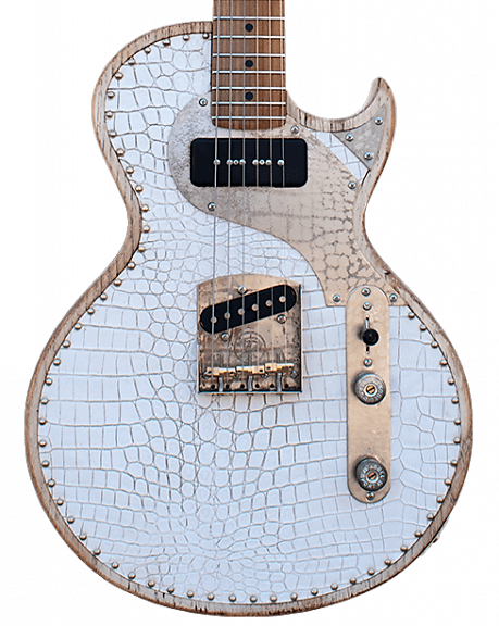 Paoletti Richard Fortus Signature Guitar #2