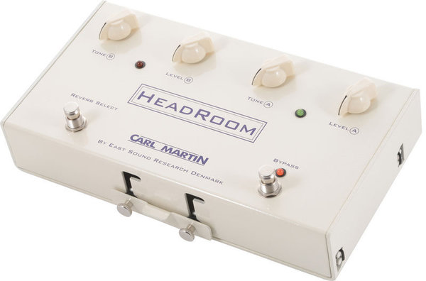 Carl Martin Headroom, spring reverb