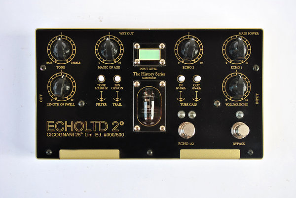 Cicognani  ECHOLTD 2°, 25th Limited Edition