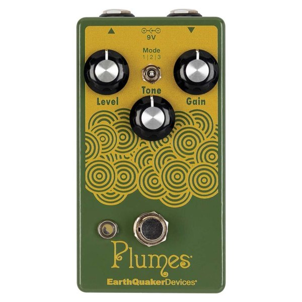 EarthQuaker Devices Devices Plumes Signal Shredder