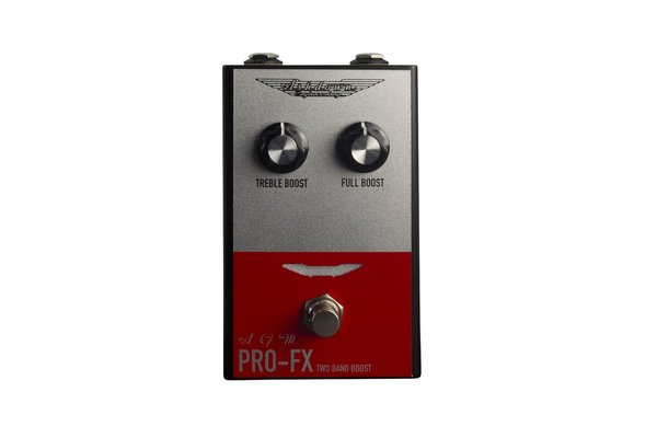 Ashdown PRO-FX-Two-Band Boost